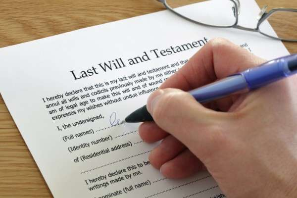Last Will Questions